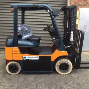 Toyota 7FG25 7FB25 Electric Counterbalance Clayton South Kingston Area Preview