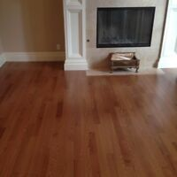 Hardwood, Laminate and Vinyl Plank Flooring installation