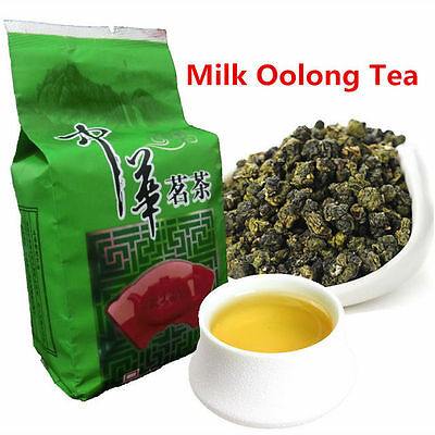 (Milk Oolong Tea 50g High Quality Green Tea China Loose leaf Organic best tea)