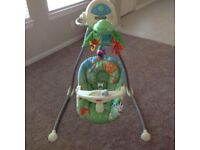 Fisherprice Swing Cradle
