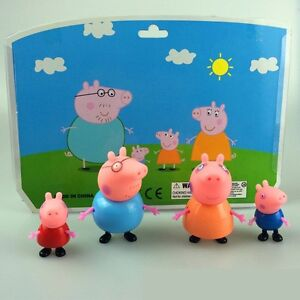 Famille Peppa pig West Island Greater Montréal image 1