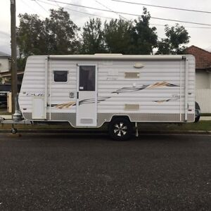 Paramount Duet Caravan Hawthorne Brisbane South East Preview