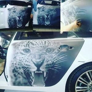 Full Print Car Wraps, Color Change, 3M Paint Protection Film Regina Regina Area image 4