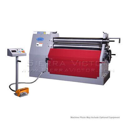 Gmc Hydraulic Plate Bending Roll Hbr-0425
