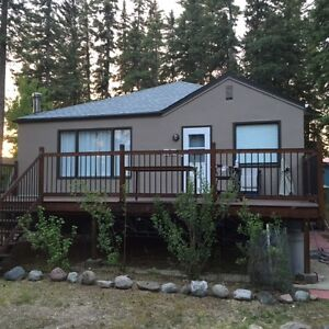 Candle Lake cabin rental - available July 16 - 27