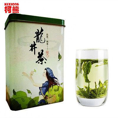 TopGrade West Lake Spring Longjing Green Tea Dragon Well Tea Long Jing Gift Pack