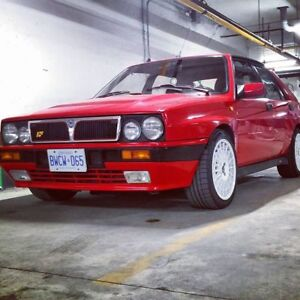 1989 Lancia Delta Integrale 16V - Reduced