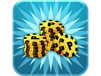 50 Million 8 Ball Pool Coins For £5