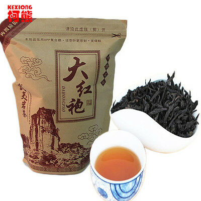 250g Da hong pao Tea Wu long Tea Wulong dahongpao Tea black tea Big Red Robe Tea