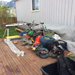 Moving sale Today Sunday