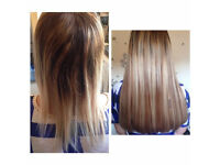 Bondgirl Hair Extensions Mobile Service Solihull Birmingham Coventry Sutton Coldfield Wolverhampton