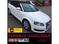 Audi A3 2.0 TDi DIESEL Cab - Recent Cambelt Change - NO Advisory MOT - We Won't Be Beaten On Price!
