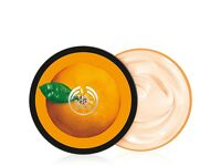 Satsuma The Body Shop Energising Body Butter 400ml Large