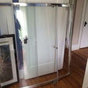 60 Shower Door Great Deals On Home Renovation Materials