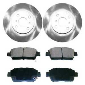 Toyota echo 2001 to 2005 rear Brakes