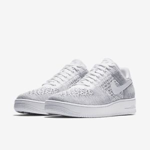 NIKE AIR FORCE 1 LOW PRIMEKNIT PK SIZE 10