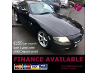 BMW Z4 Sport 3.0si 2dr - NEW MOT - Excellent Service History - Extremely RARE Coupe Model