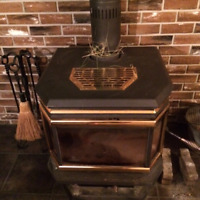 Chimney sweep & Wood Stove Fireplace cleaning