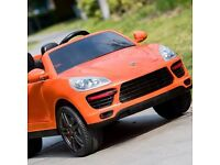 Porsche Cayenne 12v Kids Electric Ride on Car, Remote, Mp3,