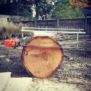 Custom Portable Sawmill Service. Great Rates, Quality Sawmilling Kitchener / Waterloo Kitchener Area image 5