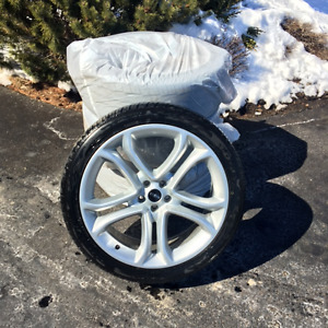 "22"" Wheels Toyo Tires Ford Edge or MKX - Get ready for summer"