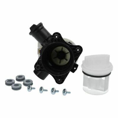 Ablaufpumpe mit Pumpenstutzen und Flusensiebeinsatz 00144192 144192 Bosch, OT