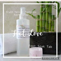 Bubblicious Bath and body products with Truth Niagara