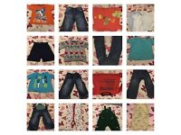 Boys clothes 9-12 month