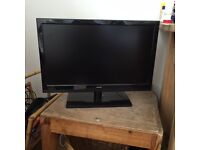 """19"""" Alba TV with DVD player"""