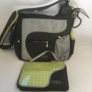 Bag for all baby changing  stuff. Brand new condition.