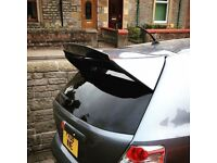 Ep3 civic type r mugan spoiler finiched comic grey and gloss black blade £180