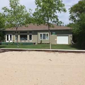 Lundar Beach --Lakefront Property