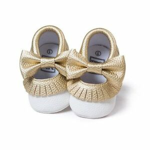 Bow-Utiful Baby Mocs ONLY $13.99- 13 Colors to choose from