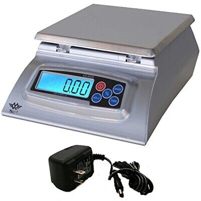 My Weigh KD-8000 Kitchen And Craft Digital Scale & AC Adapte