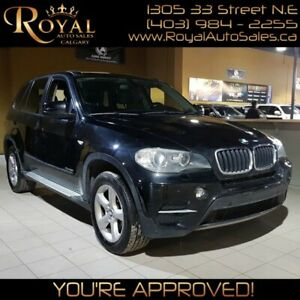 2011 BMW X5 35i w/ BLUETOOTH, MOTION SENSOR