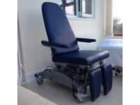 Electric therapy chair