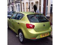 Fairly used 4-Door Manual Ibiza Seat car(New shape) 2.0L Petrol with Inbuilt bluetooth