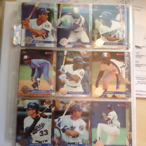 RARE 1993 EXPOS MCDONALDS EXCLUSIVE 25TH ANNIVERSARY COLLECTION