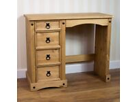 Corona mexian pine dressing table