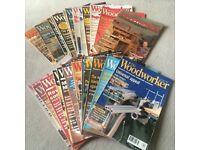 The Woodworker magazine- bargain bundle!