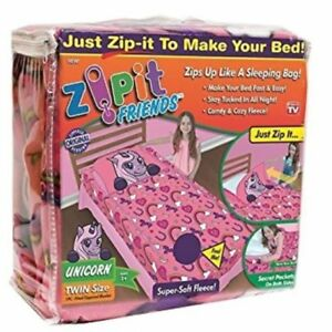 Twin sized girls sheets used once
