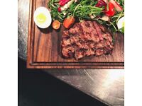 Vivat Bacchus. Grill Chef Required. IMMEDIATE START.