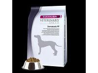 Eukanuba Dermatosis FP Dog Kibble Veterinary Diets 12 KG