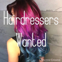 hiring hairstylist/barber
