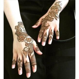 Henna for Diwali