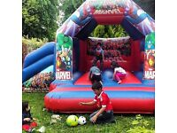 Themed Bouncy Castles Hire