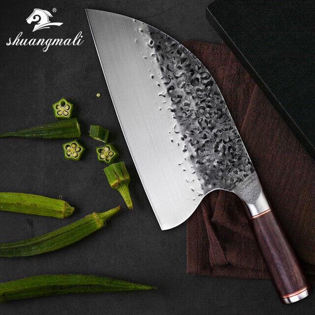 Promaja Handmade Serbian Chef's Knife Original Kitchen Steel