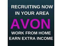 Avon become a representative