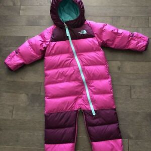 North Face Snowsuit