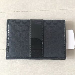 Brand new with tags Coach card holder wallet AUTHENTIC